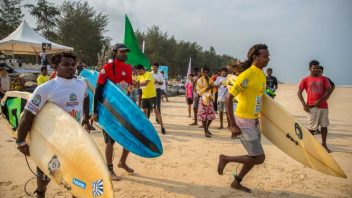 Indian Open of Surfing 2017 - Surfing